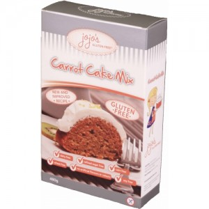 The best Carrot Cake, in a box or not.