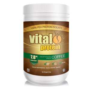 Vital Protein 100% Pea Protein Isolate 500g -1kg