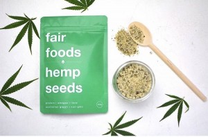 Hemp Seeds Fair Foods promo