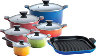 Neoflam Cookware Range