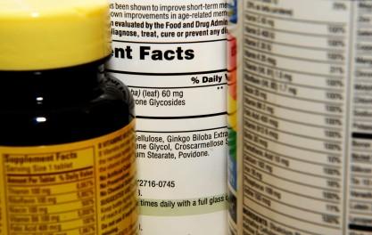 Vitamins, Minerals, Herbs & Herbal Medicine Supplements