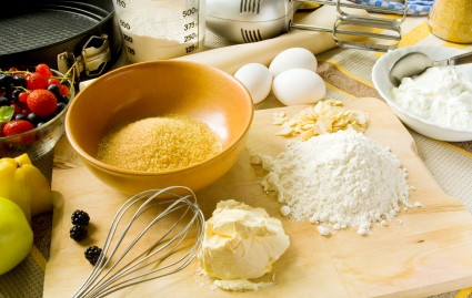 Gluten Free Cakes & Baking