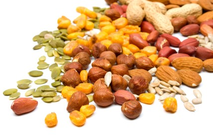 Nuts, Seeds and Dried Fruits