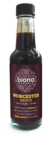 Biona Organic Worcester Sauce