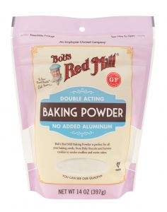 Bob's Red Mill Double Acting Baking Powder No Added Aluminum