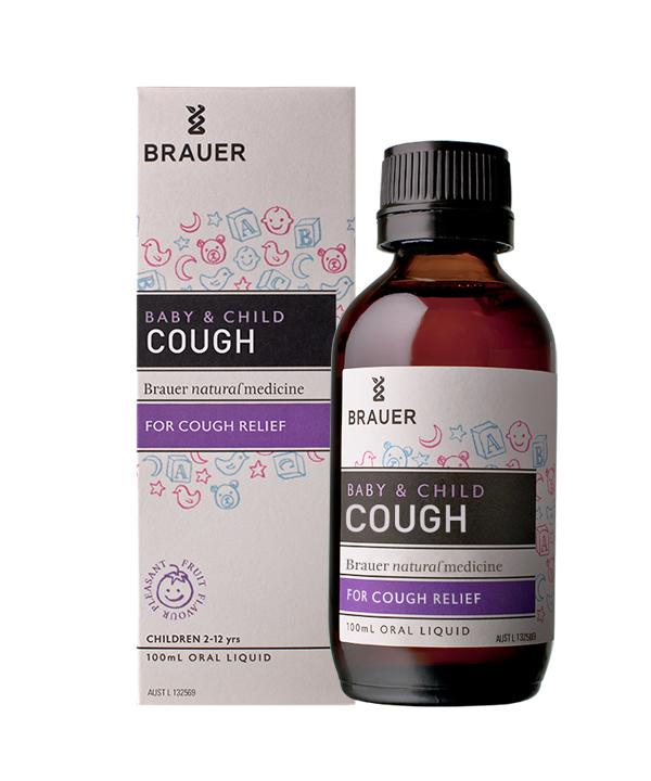 Brauer Baby & Child Cough Relief