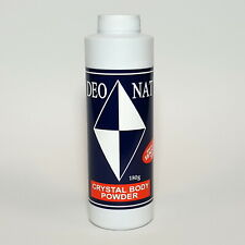 DeoNat Crystal Body Powder