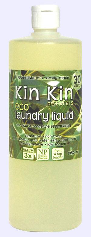 Kin Kin Naturals Eco laundry Liquid