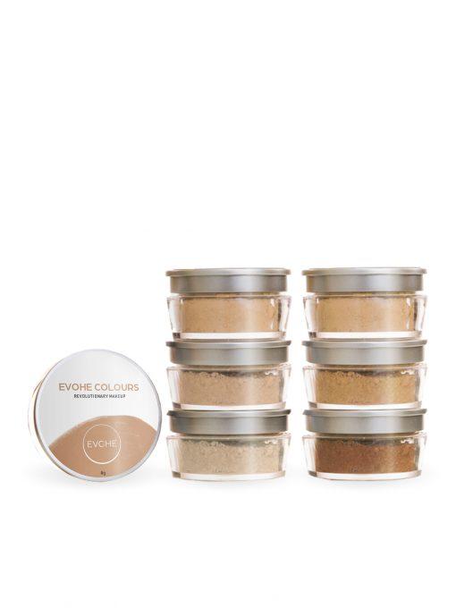 Evohe Colours Mineral Powder Make Up