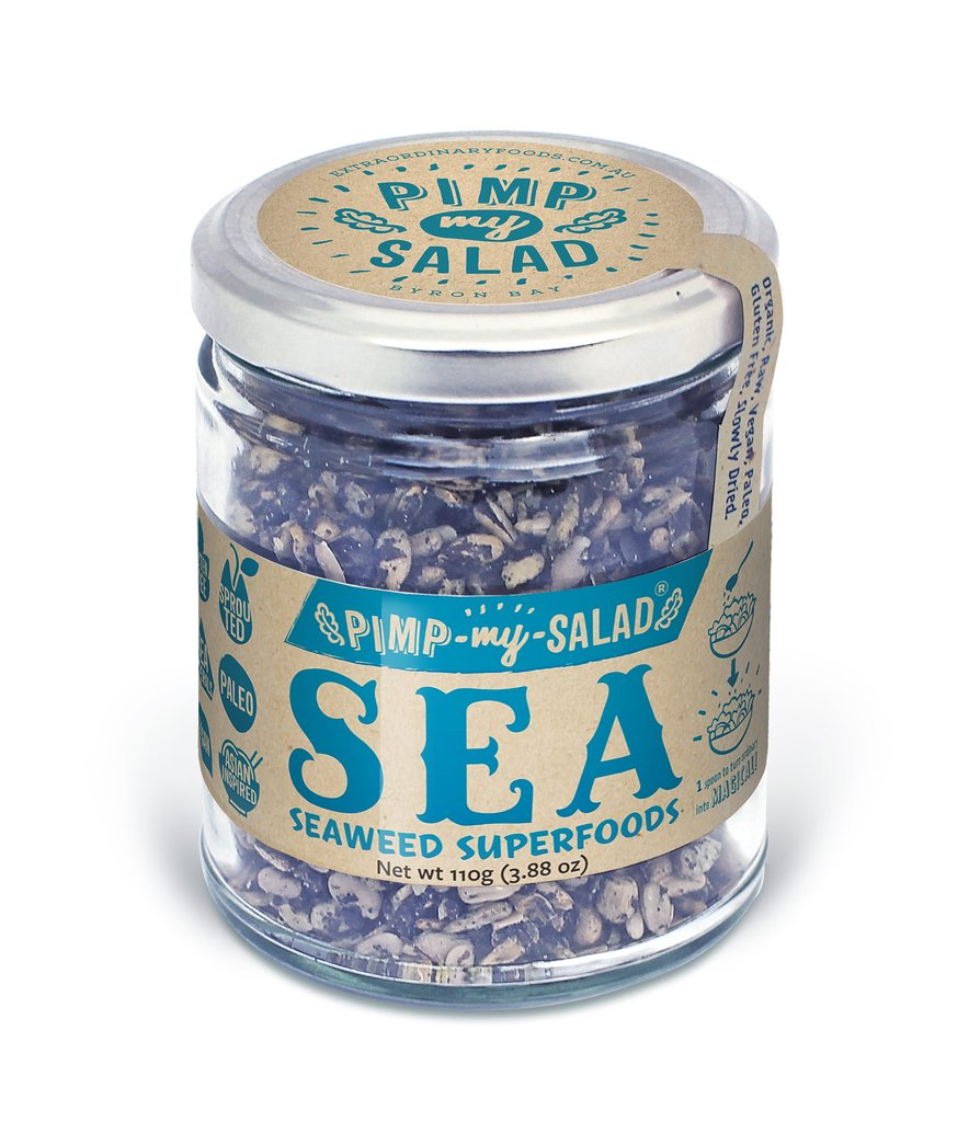 Extraordinary Foods Sea Superfoods