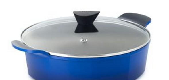 Neoflam Venn Casserole Pot Low 32cm