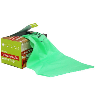 Full Circle Renew Compostable Waste Bags