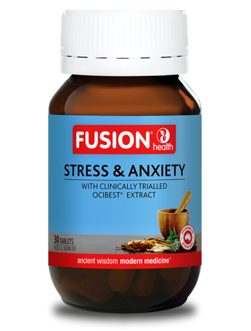 Fusion Stress and Anxiety