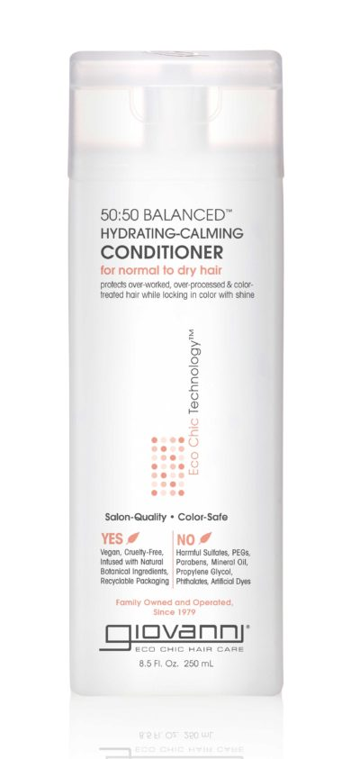 Giovanni 50:50 Balanced Hydrating-Calming Conditioner