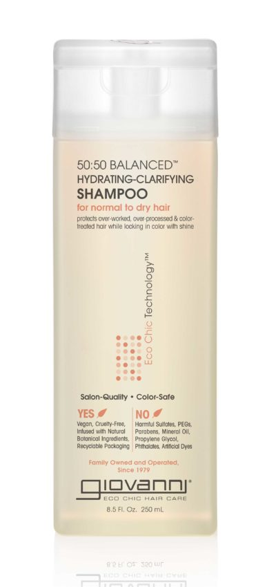 Giovanni 50:50 Balanced Hydrating-Clarifying Shampoo