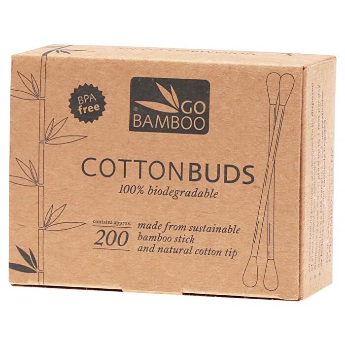 Go Bamboo Cottonbuds