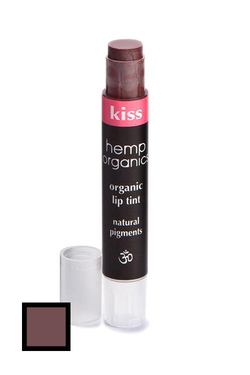Hemp Organics Lip Tint Kiss