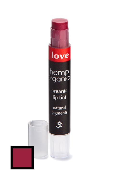 Hemp Organics Lip Tint Love