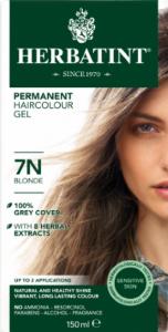 Herbatint Permanent Haircolour 7N Blonde