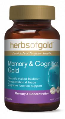 Herbs of Gold Memory & Cognition Gold