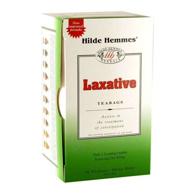 Hilde Hemmes Laxative Tea