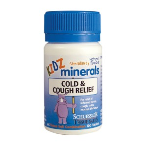Martin & Pleasance Kidz Minerals Cold & Cough Relief