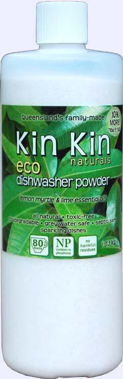 Kin Kin Naturals Eco Dishwasher Powder