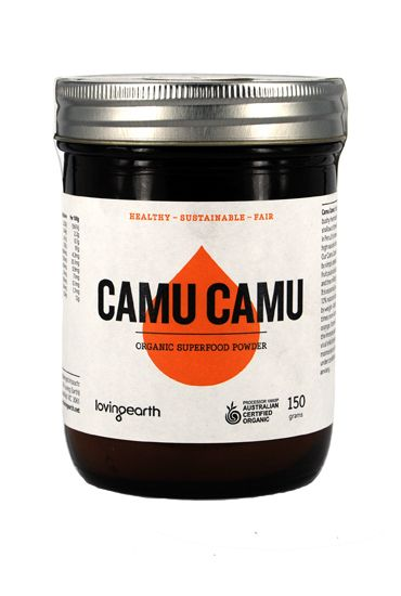 Loving Earth Camu Camu