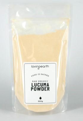 Loving Earth Raw Organic Lucuma Powder