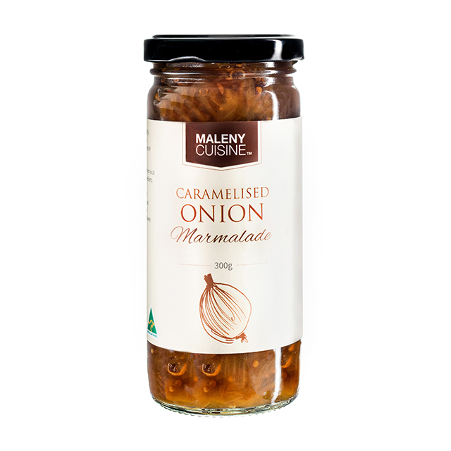 Maleny Cuisine Caramelised Onion Marmalade