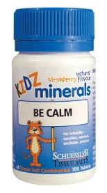 Martin & Pleasance Kidz Minerals Be Calm
