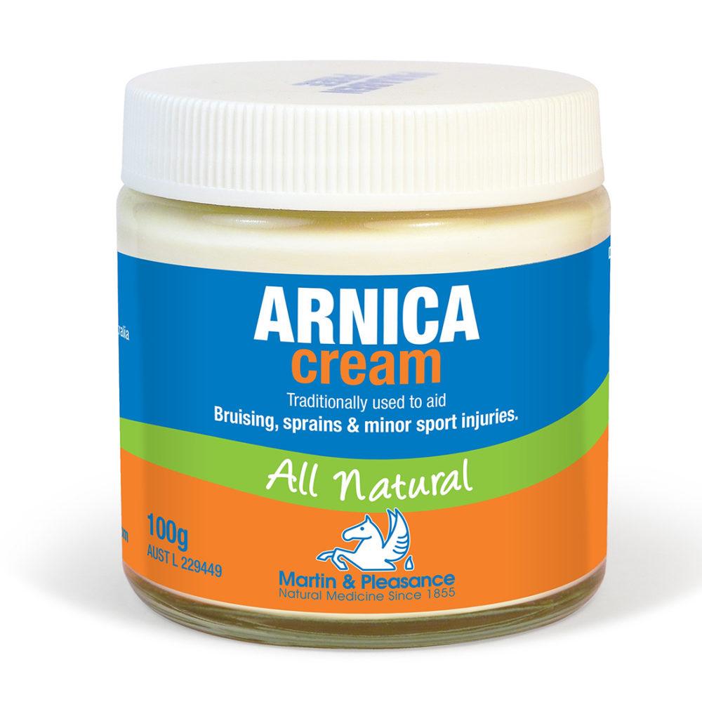 Martin & Pleasance Herbal Creams Arnica
