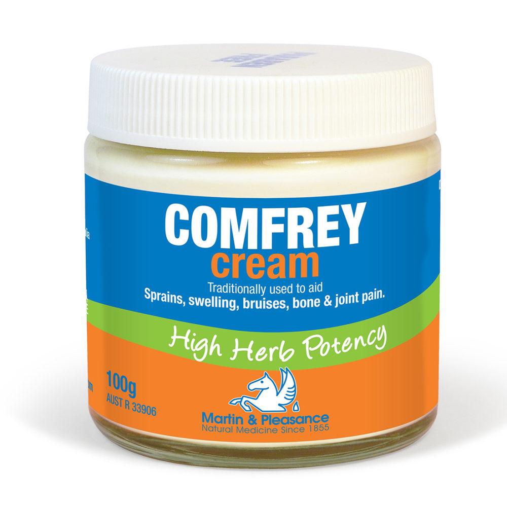 Martin & Pleasance Herbal Creams Comfrey