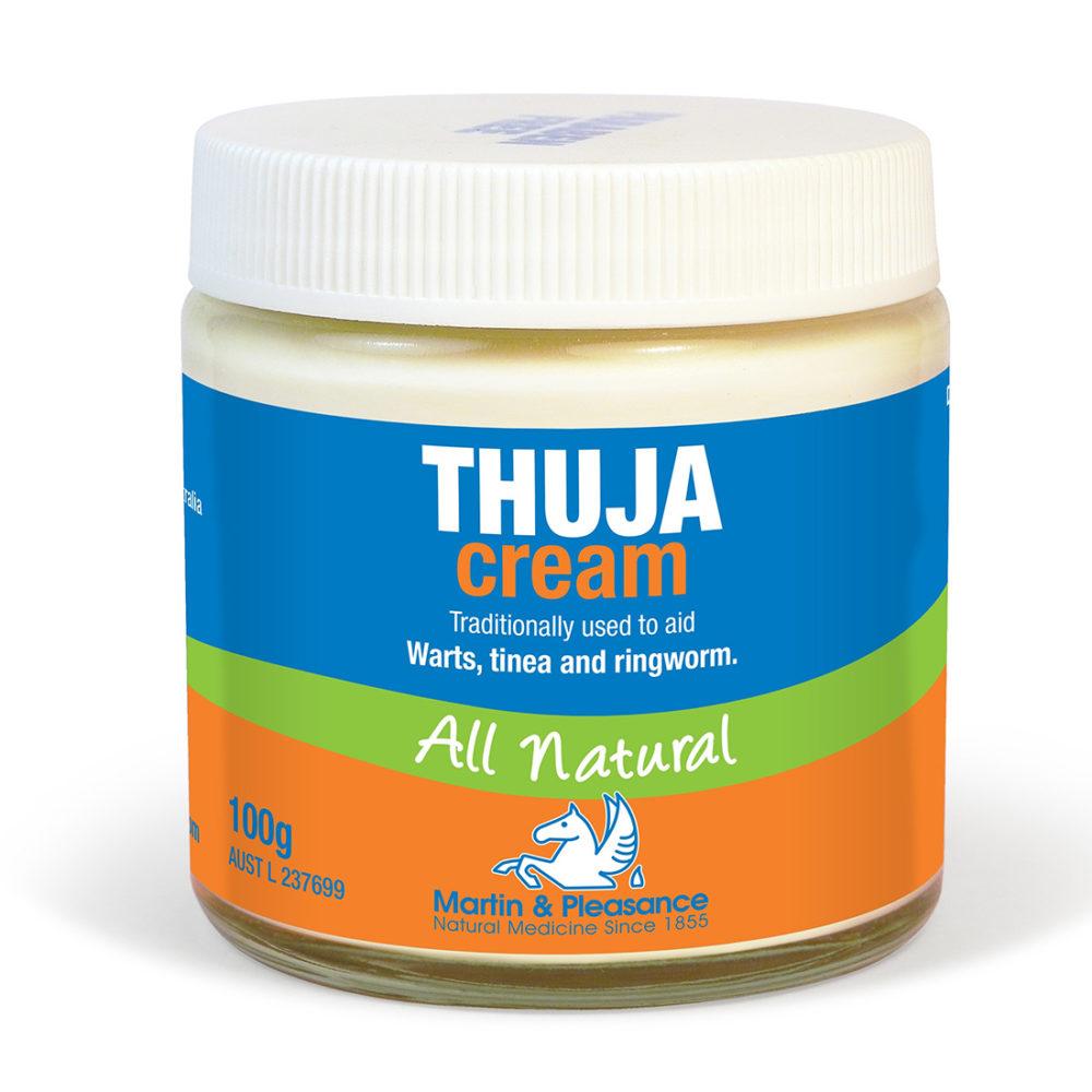 Martin & Pleasance Herbal Creams Thuja