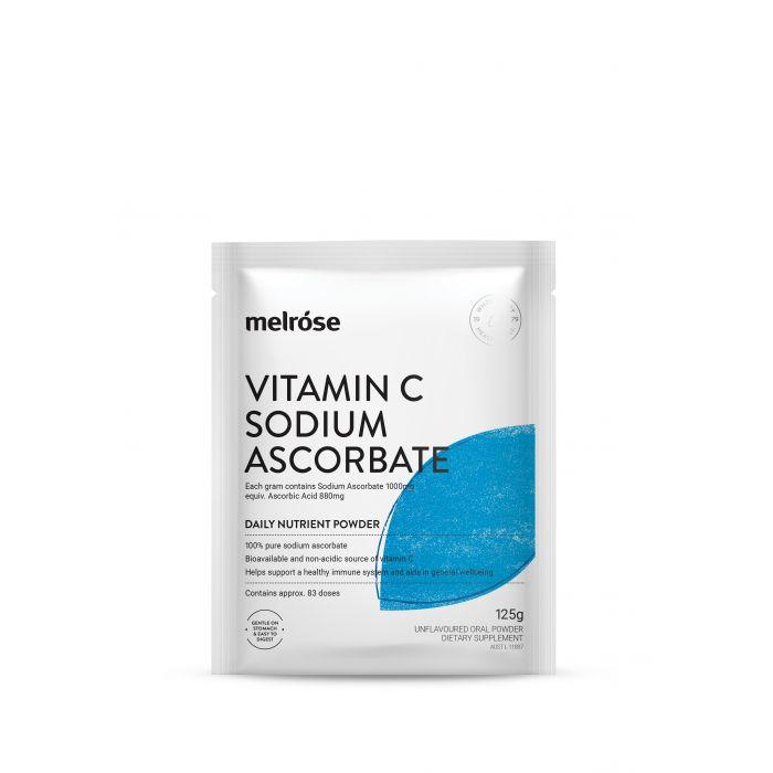 Melrose Vitamin C Sodium Ascorbate