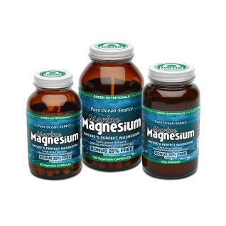 MicrOrganics Green Nutritionals Marine Magnesium