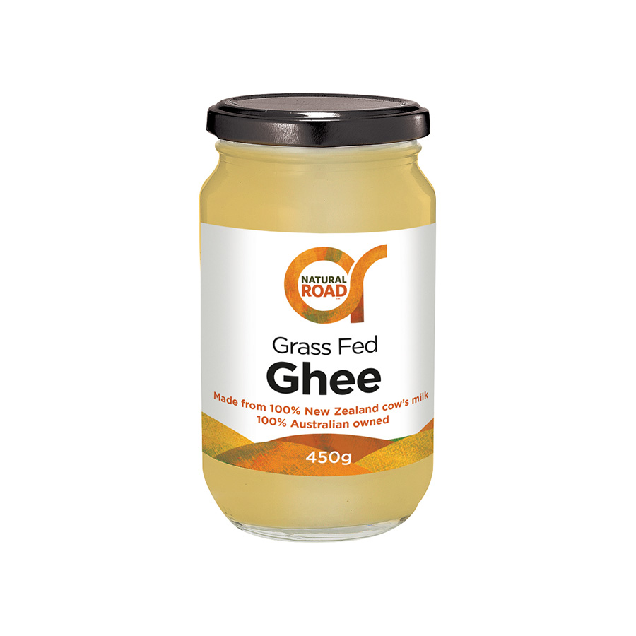Natural Road Grass Fed Ghee