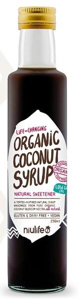 Niulife Organic Coconut Syrup