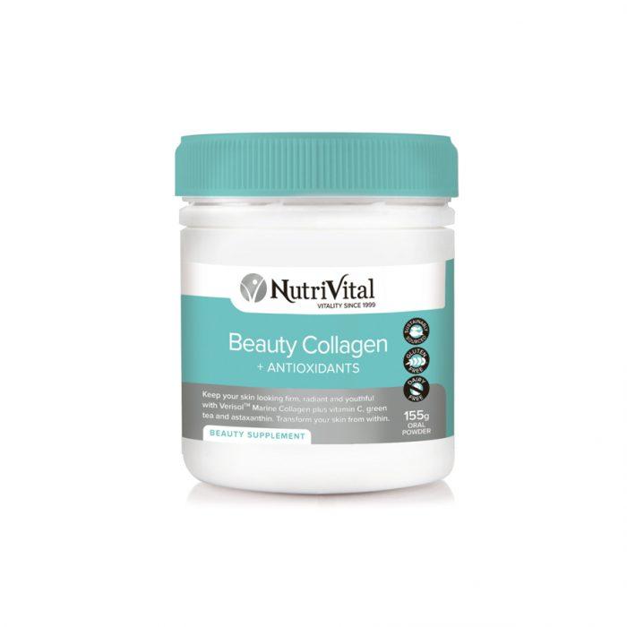 Nutrivital Beauty Collagen + Antioxidants