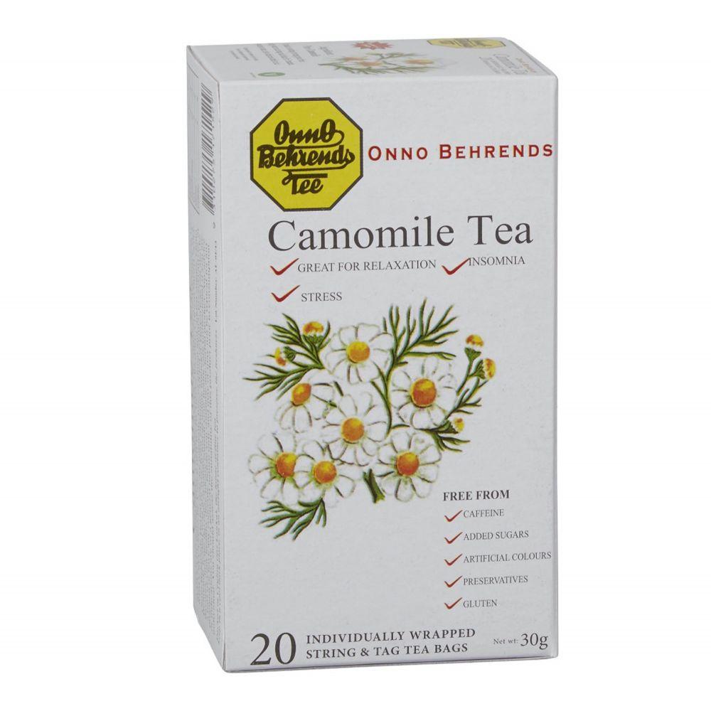 Onno Behrends Camomile Tea