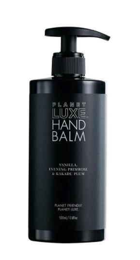 Planet Luxe Hand Balm Vanilla, Evening Primrose & Kakadu Plum