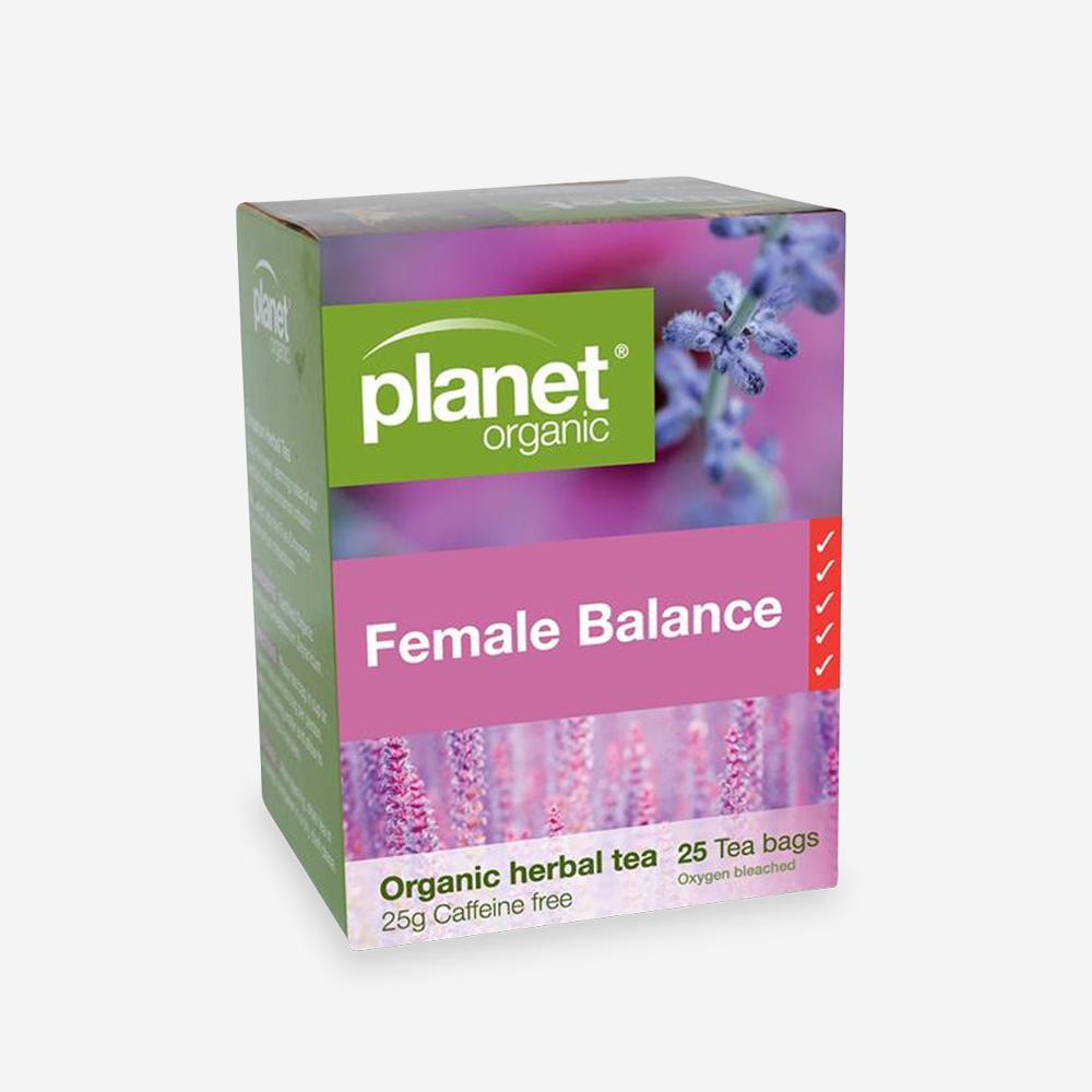 Planet Organic Female Balance Tea