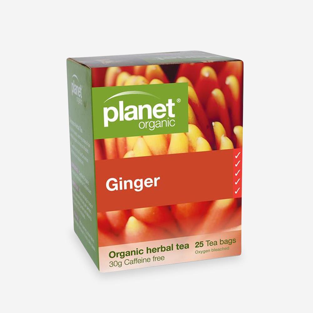 Planet Organic Ginger Tea