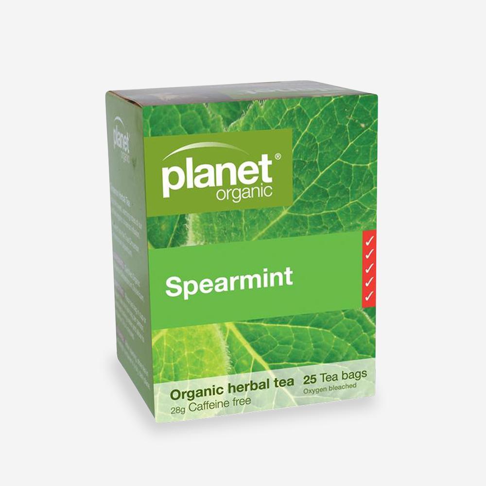 Planet Organic Spearmint Tea