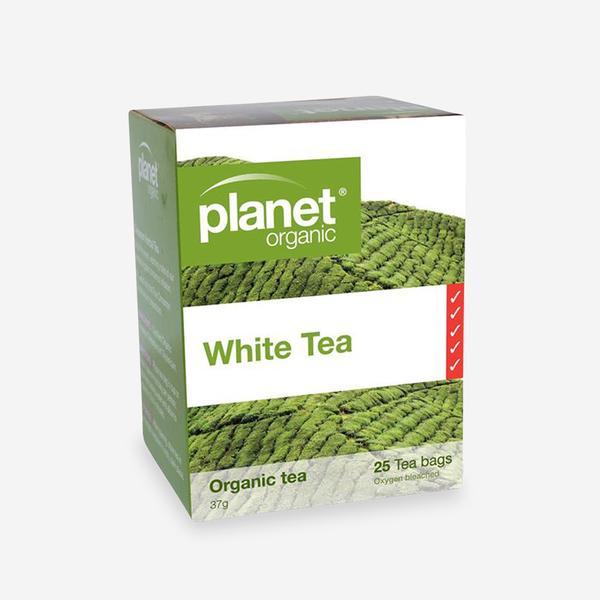 Planet Organic White Tea