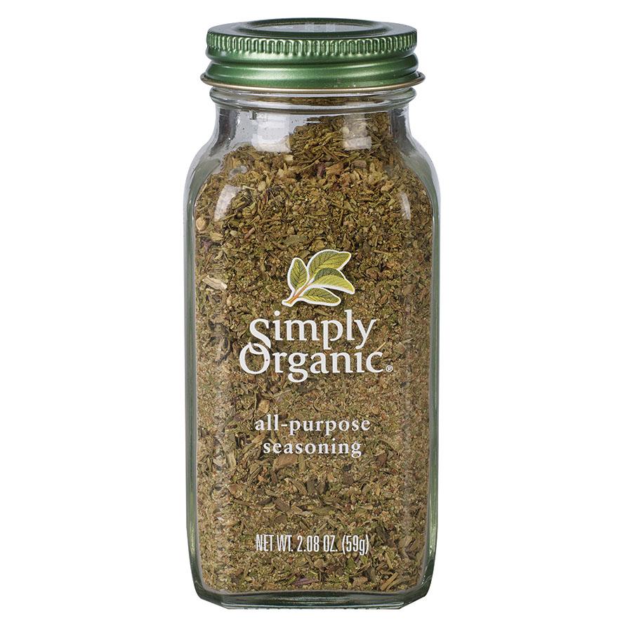 Simply Organic All-Purpose Seasoning