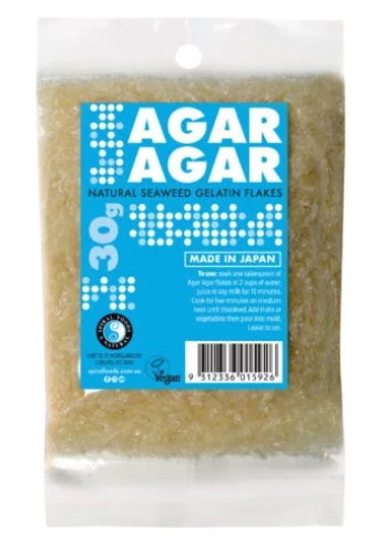 Spiral Foods Agar Agar