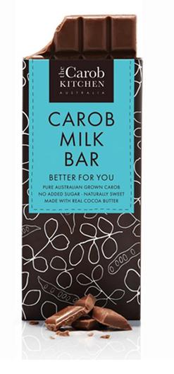 The Carob Kitchen Carob Milk Bar