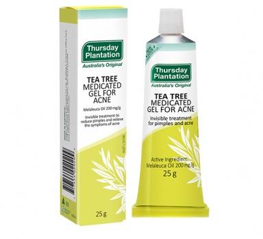 Thursday Plantation Tea Tree Medicated Gel for Acne