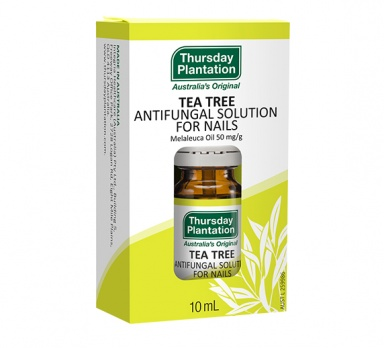 Thursday Plantation Tea Tree Antifungal Solution for Nails